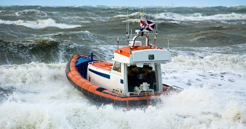 Ứng dụng máy bộ đàm trên biển